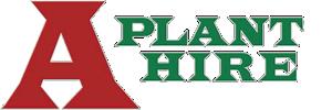 A Plant Hire Logo
